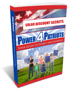 Solar Discount Secrets