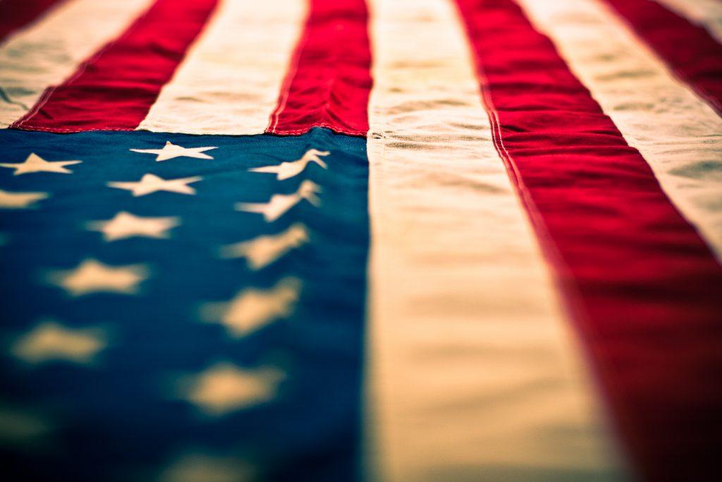 united states flag history