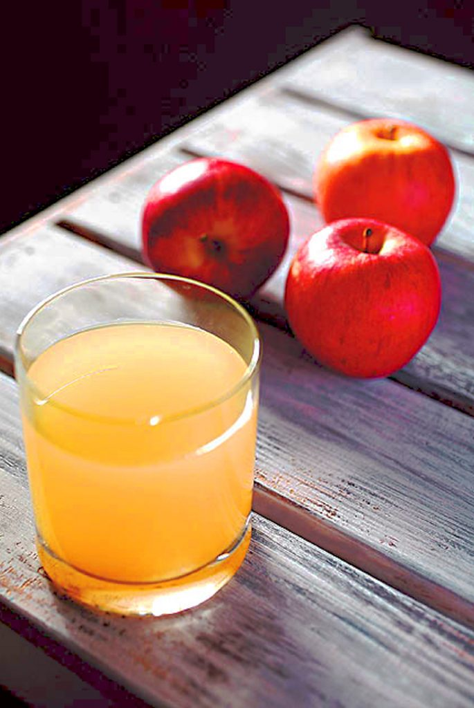 apple cider vinegar for colds