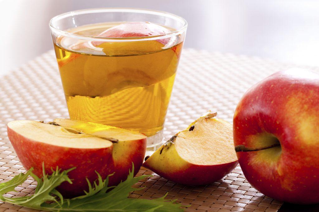 apple cider vinegar for colds